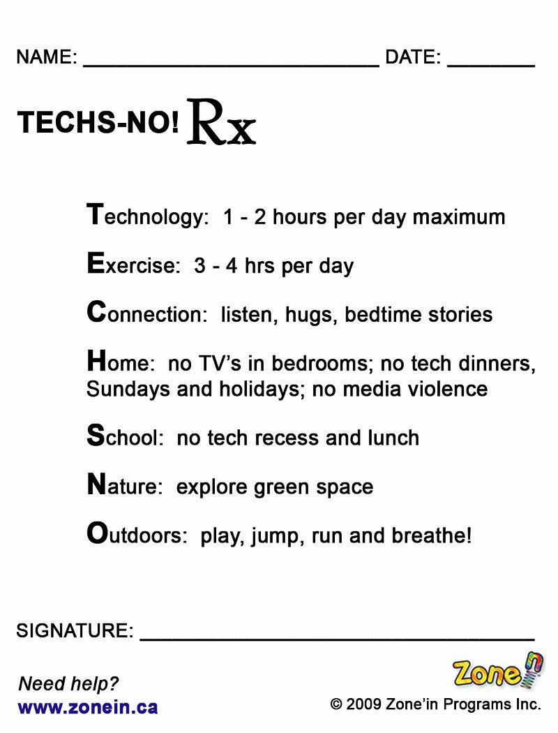 Rx pad