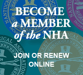 NHA Membership Button