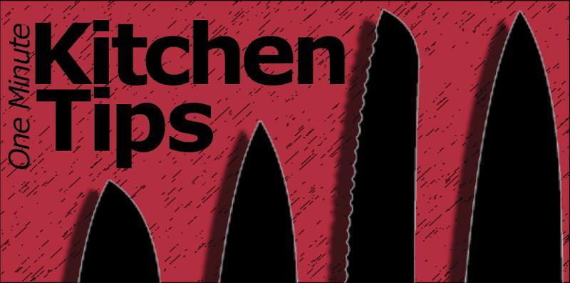 Kitchen Tips header