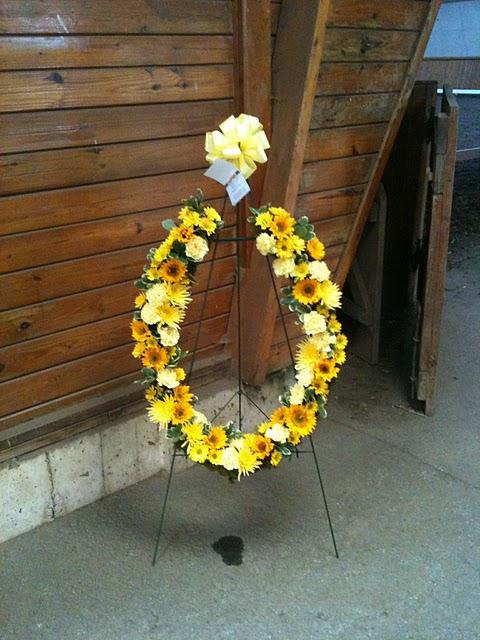 Wreath fire WIR 6-6-11
