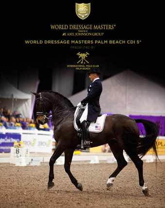 World Dressage Masters 2012