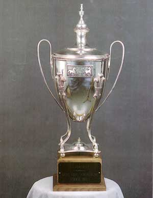 Weanling Trophy