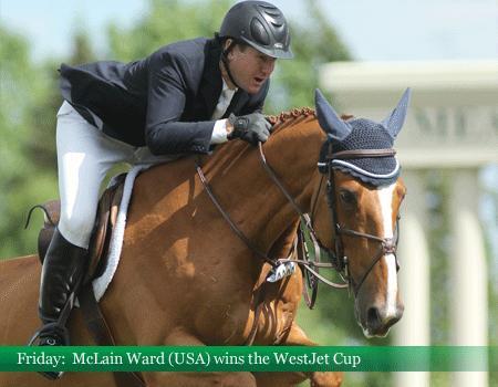 McClain Ward WEstJet WIR 7-3-11