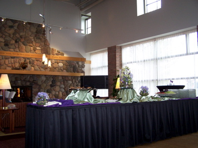 Prince Center Reception