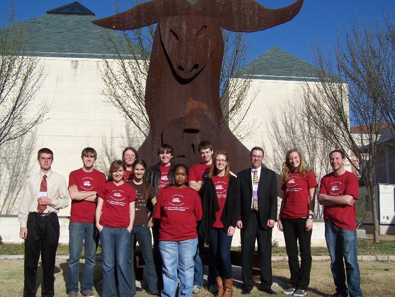 U. of Oklahoma helpers
