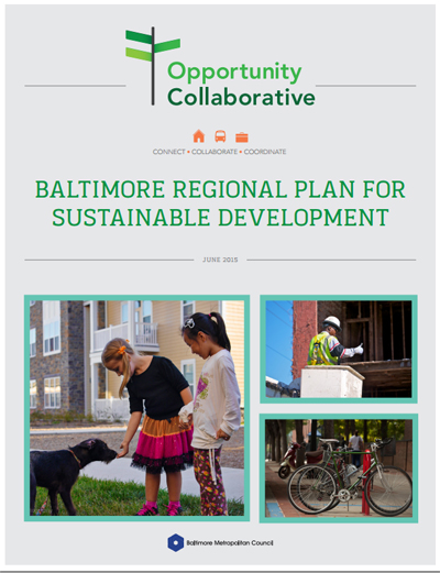 Opportunity Collaborative Regional Plan for Sustainable Development cover