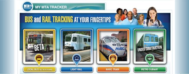 My MTA Tracker