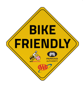 Bike Friendly Magnet