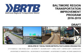 Draft 2016-19 Transportation Improvement Program