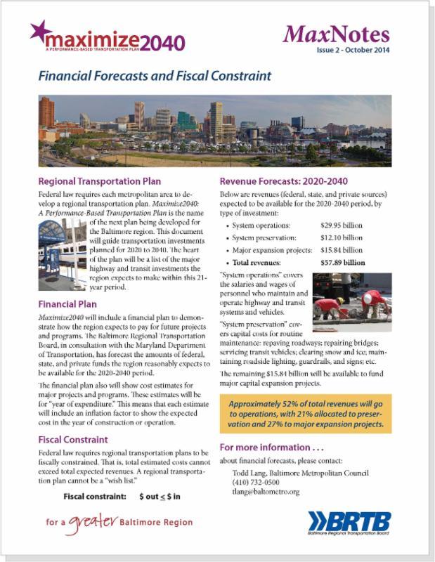MaxNotes, v2 - Financial Forecast