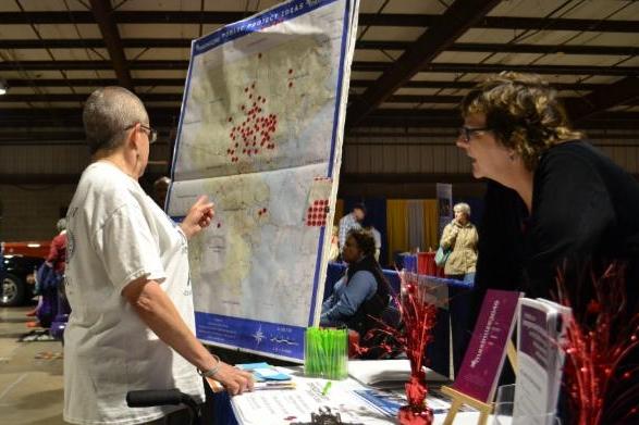 Maximize2040 Outreach at Baltimore County Senior Expo