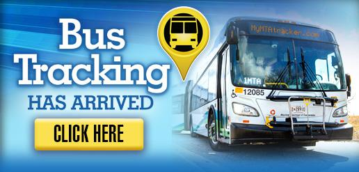 MTA Bus Tracking Has Arrived
