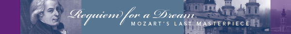 Mozart Requiem Strip Header