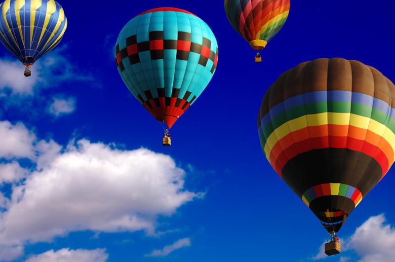 Clouds & Balloons