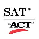SAT/ACT logos