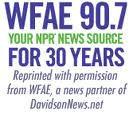 WFAE logo