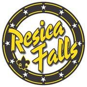 Resica Falls Logo