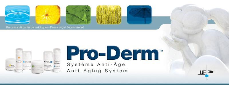 Pro-Derm Banner