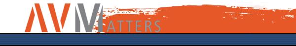 AV Matters Header Orange 600