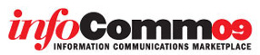 InfoComm09 Show Logo
