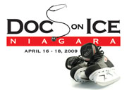 Docs on Ice logo