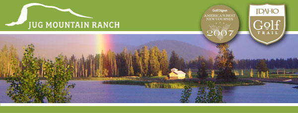 Jug Mountain Ranch Golf Course and Real Estate