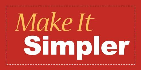 Margaret Make It Simpler Box