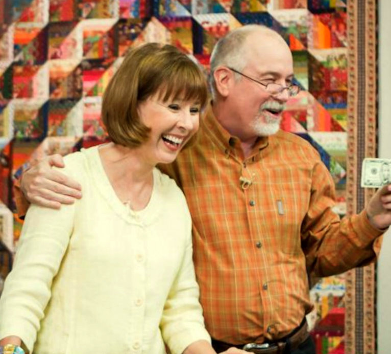 Alex and Ricky Quilt Show