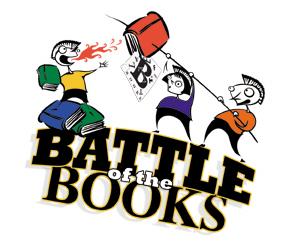 Battle of the Books Logo 2009