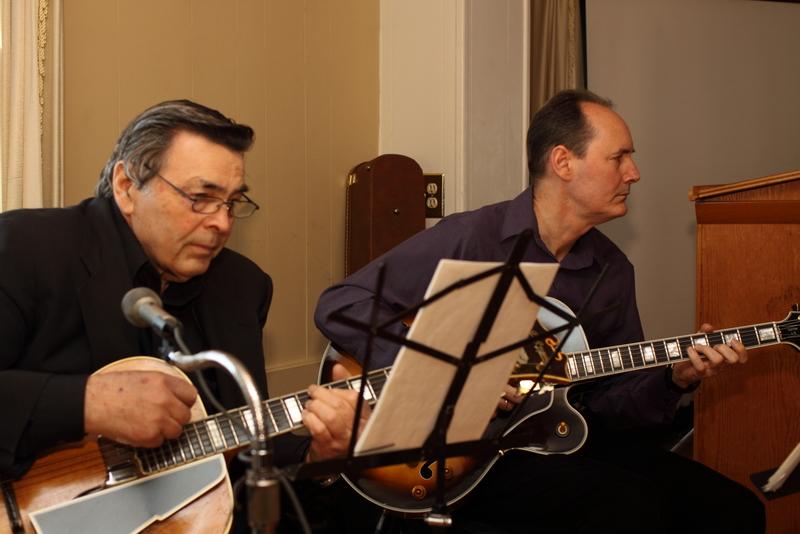 T&T Playing at 2011 Savoit Award Reception