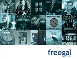 Freegal Graphic