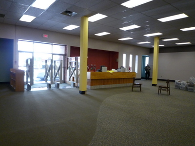 Howland Public Library Front Desk