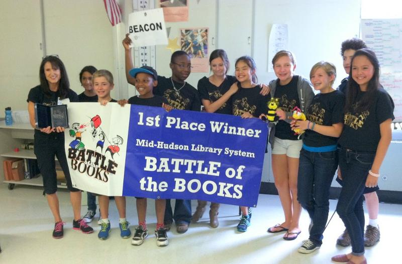 Howland Public Library Battle of the Books 2013