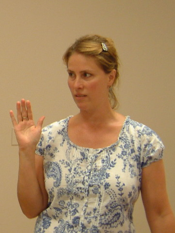 Florence Gail Robinson, Howlabd Public Library Trustee