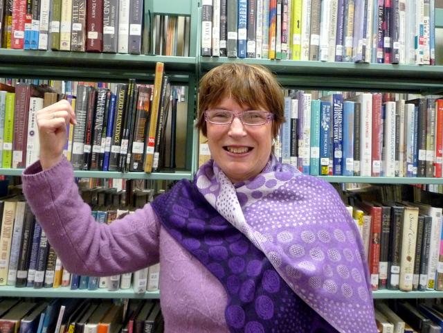 Photo of Maureen Darcy taken on January 23, 2013