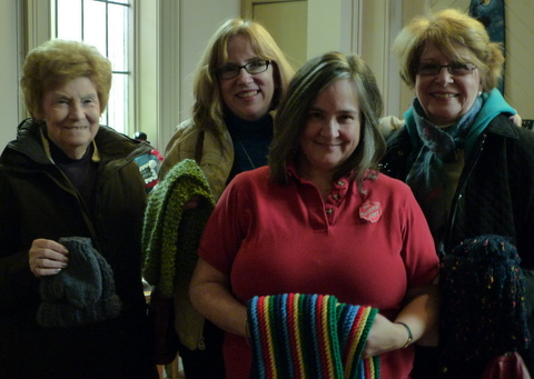 Howland Public Library Knitters 2010