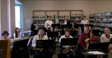 Beacon High School Jazz Ensemble