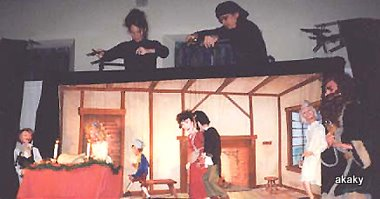 No-Strings Marionettes