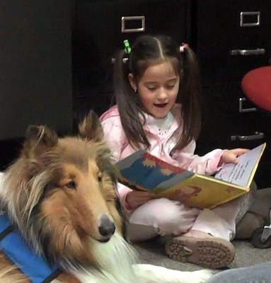 Doggie Tales at HPL