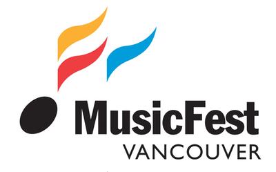 MusicFest Vancouver logo