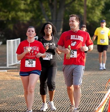 mableton 5K runners