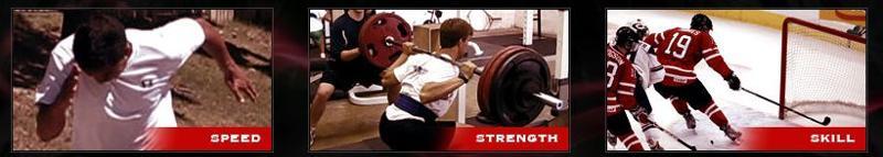 Speed Strength Skill