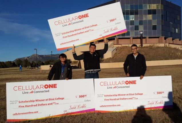 CellOne Scholarship Recipients