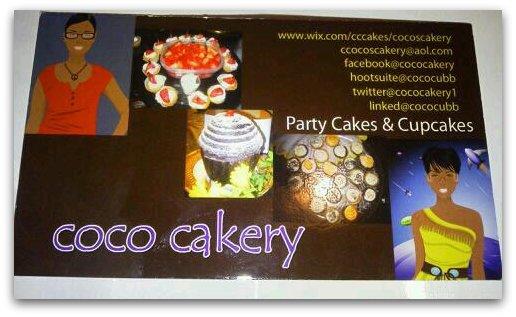 Coco' Cakery 2