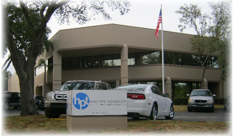 Text Box: HPT - Tampa facility
