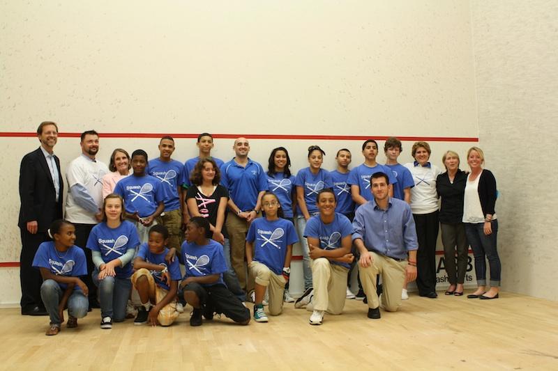Squash ACES 2012 Team