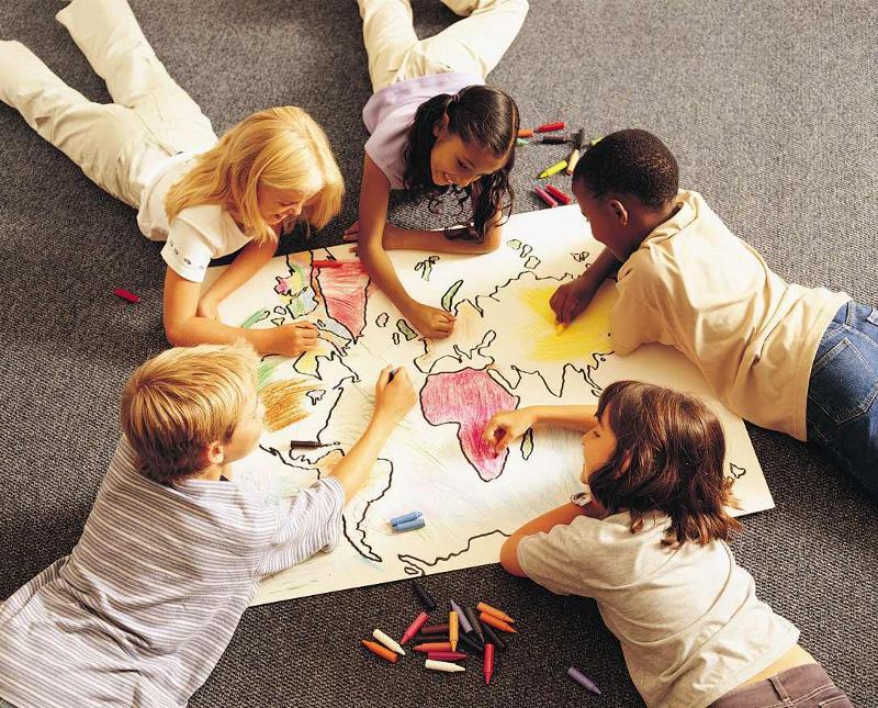 kids drawing membership