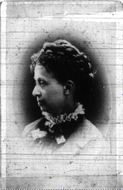 Julia Wilbur portrait