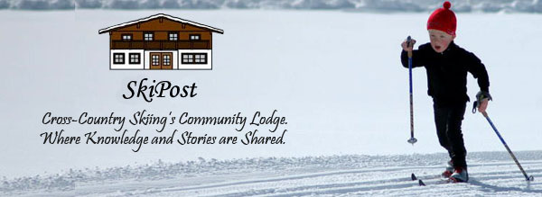 SkiPost - Where Knowledge and Stories Are Shared