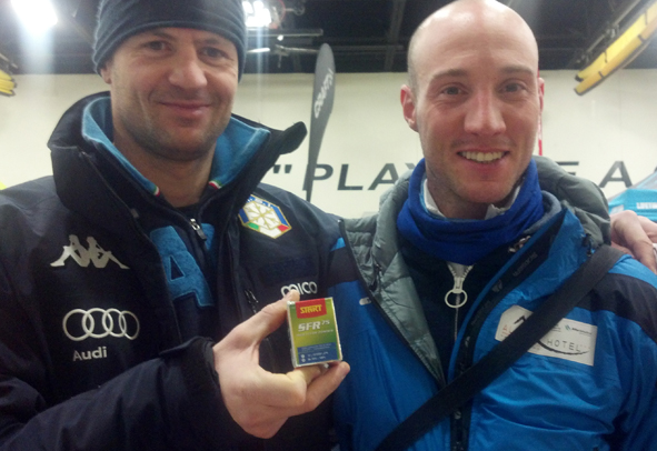 Italy getting their SFR 75